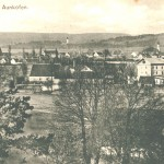 "Postkarte ""Abensberg mit Aunkofen"""