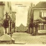 """Postkarte """"Abensberg Dollingerstraße"""""""