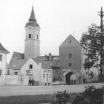 Regensburger Torplatz 1965
