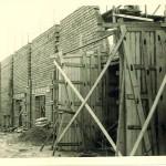 Baustelle Kino von außen