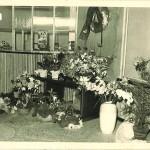 Blumenmeer im Kino-Foyer