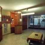 Das Foyer in den 90ern