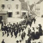 Fronleichnamsumzug 1910