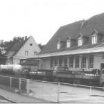 Laderampe der Molkereigenossenschaft Kelheim-Abensberg