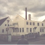 Abriss der Molkereigenossenschaft Kelheim-Abensberg