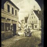 Regensburger Tor um 1925