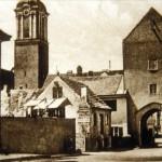 Regensburger Tor um 1930