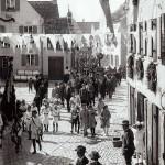 Umzug duch die Ulrichstraße