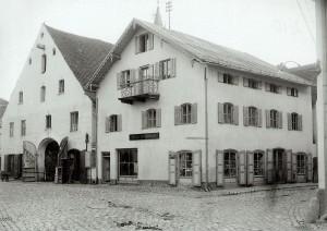 Max v. Braunmühl in der Ulrichstraße
