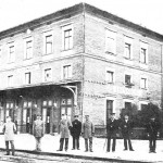 Die Abensberger Eisenbahner 1907