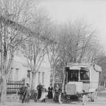 Die Bahnhofstraße 1904