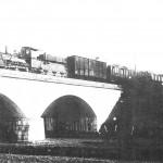 Ostbahn auf der Abensbrücke