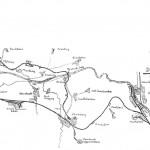 Der Streckenverlauf der unteren Donautalbahn