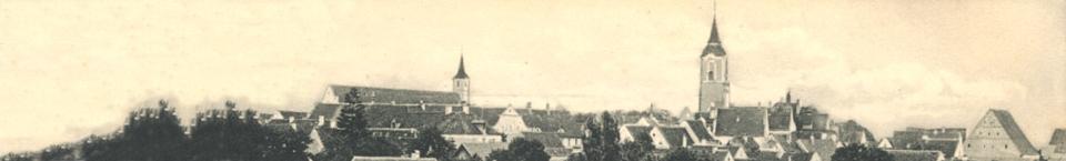 Abensberg Panorama