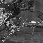 Luftbild der Gillamooswiese 1937